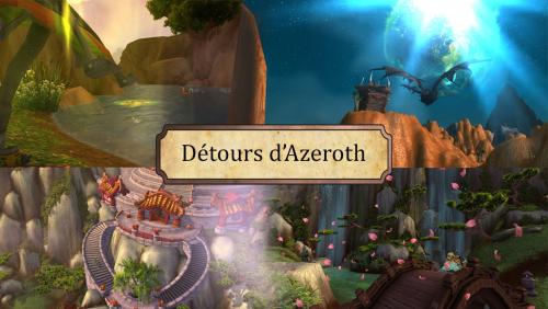 Détours d'Azeroth